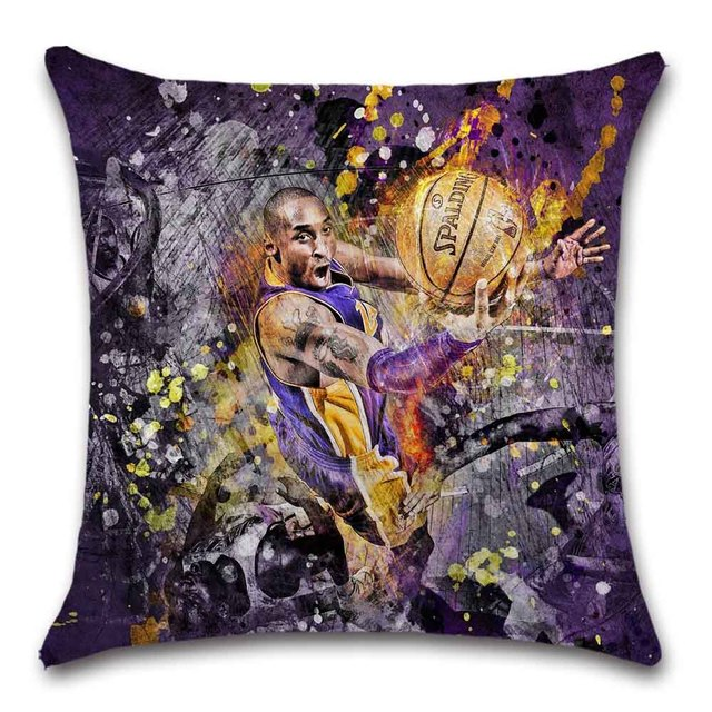 Lakers Cushion Covers 8