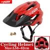2019 corrida capacete de bicicleta com luz in-mold mtb estrada ciclismo capacete para homens mulheres ultraleve capacete esporte equipamentos de segurança 11