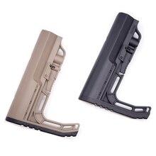 Outdoor Sports Cs Gioco Tattico di Nylon per MFT Butt Modle Gel Palla AEG Airsoft Pistole ad Aria M4 AK J8 J9 accessori di Paintball