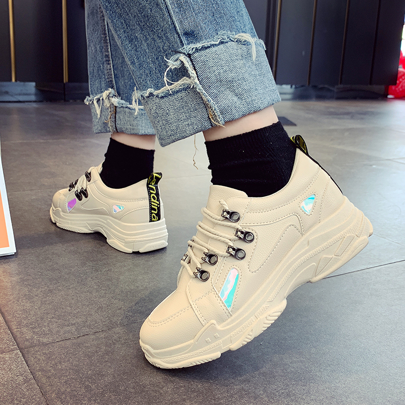 YRRFUOT Fashion Shoes For Women Brand Comfortable Light Woman Trend Shoes Leisure Shoes  Zapatos Mujer Sneakers For Women Solf