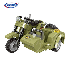 XingBao ww2 army series motorcycle sets 06008 figures tank building blocks toys SWAT compatible WW2  military world war 2 military world war german panzerkampfwagen iv tank ww2 army figures building blocks toys for boys gift