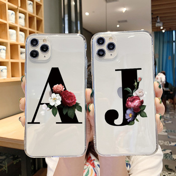 Alphabet Letter Case for iPhone 12/12 Max/12 Pro/12 Pro Max 1