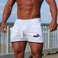 Męskie wygodne szorty hip-hop streetwear siłownia spodenki na co dzień szorty plażowe bieganie parkour bermudy męskie spodenki męskie tanie tanio CN (pochodzenie) 32022 Kolano długość Sznurek Drukuj REGULAR Kieszenie