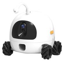 Pet-Toy-Robot Dog-Camera Intelligent Companion Treat Smart Webcam with New-Design Full-Hd