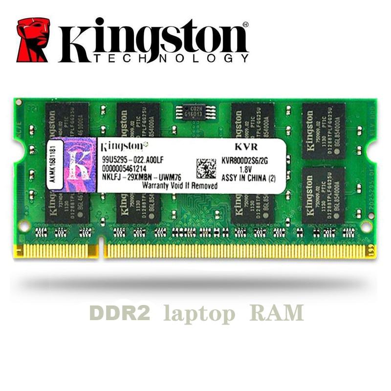 Kingston NB 1GB 2GB 4GB PC3 DDR2 667Mhz 800Mhz 5300s 6400s Laptop Notebook Memory RAM 1g 2g 4g SO-DIMM 667 800 Mhz