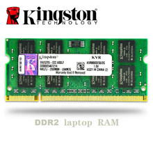 Kingston nb 1 gb 2 gb 4 gb pc3 ddr2 667 mhz 800 mhz 5300s 6400s computador portátil memória ram 1g 2g 4g SO-DIMM 667 800 mhz