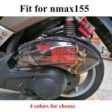 Модифицированная крышка воздушного фильтра для мотоцикла NMAX, воздушные фильтры, колпачок, рамка для yamaha nmax155 nmax 150 nmax 125