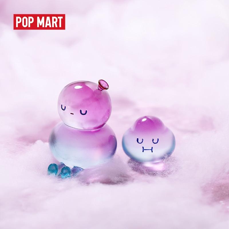 POP MART-figuras de acción de BOBO y COCO, caja ciega, juguete kawaii, regalo para niños