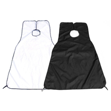 Man Beard Cutting Shaving Cap Apron For Shaving And Hair Cutting Can Attach To The Mirror