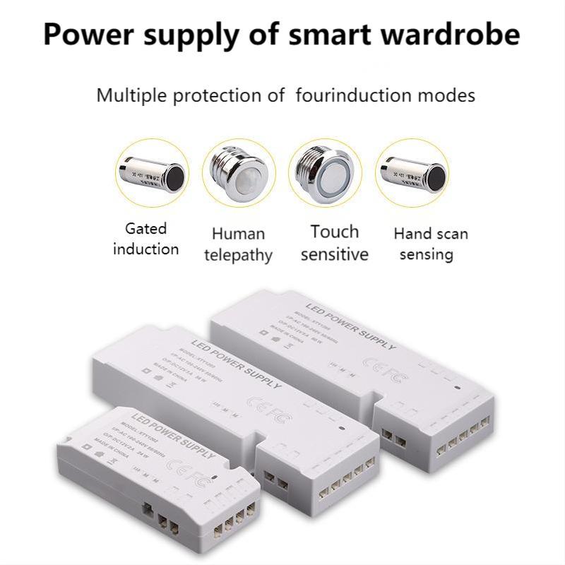 Cabinet switching power supply: 24 V low voltage 220 V to DC12 V transformer: 12v1.5a2a3a4a5a