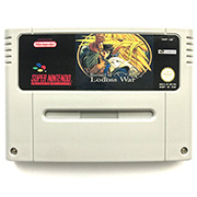 Record of Lodoss War for pal console 16bits game cartidge English translation
