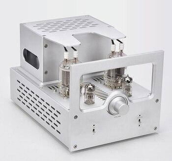 AC220V 40W * 2 6N2 FU29 tubo push-pull amplificador de potencia Teana A200 amplificador de tubo con recepción Bluetooth 5,0