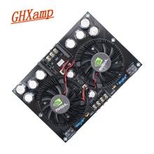 GHXAMP TDA7293 High Power Digital Amplifier board two channel 2*100W stereo audio amplifier Dual AC12 27V