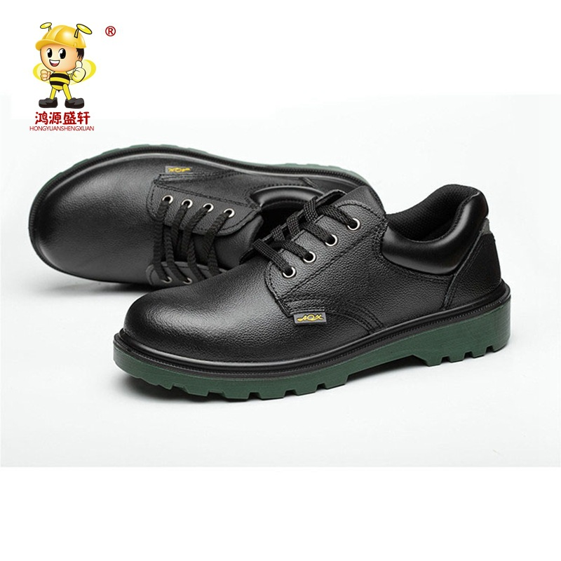 Customizable Steel Top Breathable Safety Shoes Anti-smashing And Anti-stab Safety Shoes Protective Shoes Insulation Safety Shoes