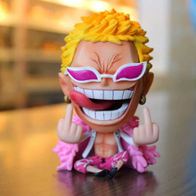 One Piece Ver. Doflamingo Mini Action PVC Figure Toy