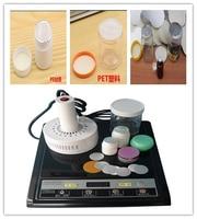 110V/220V Manual Induction Bottle Cap Sealer 20 100mm Handheld Jar Heat Sealing Machine for Plastic Glass Bottles