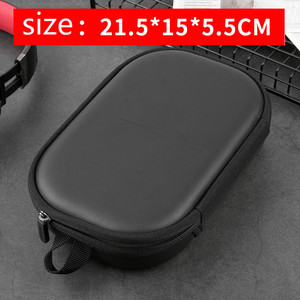 Image 5 - הגנת באיכות גבוהה מקרה עם Carabiner אחסון תיק לבוס QC15 QC25 QC35 אוזניות מקרה תיבת לbose אוזניות 35 השני