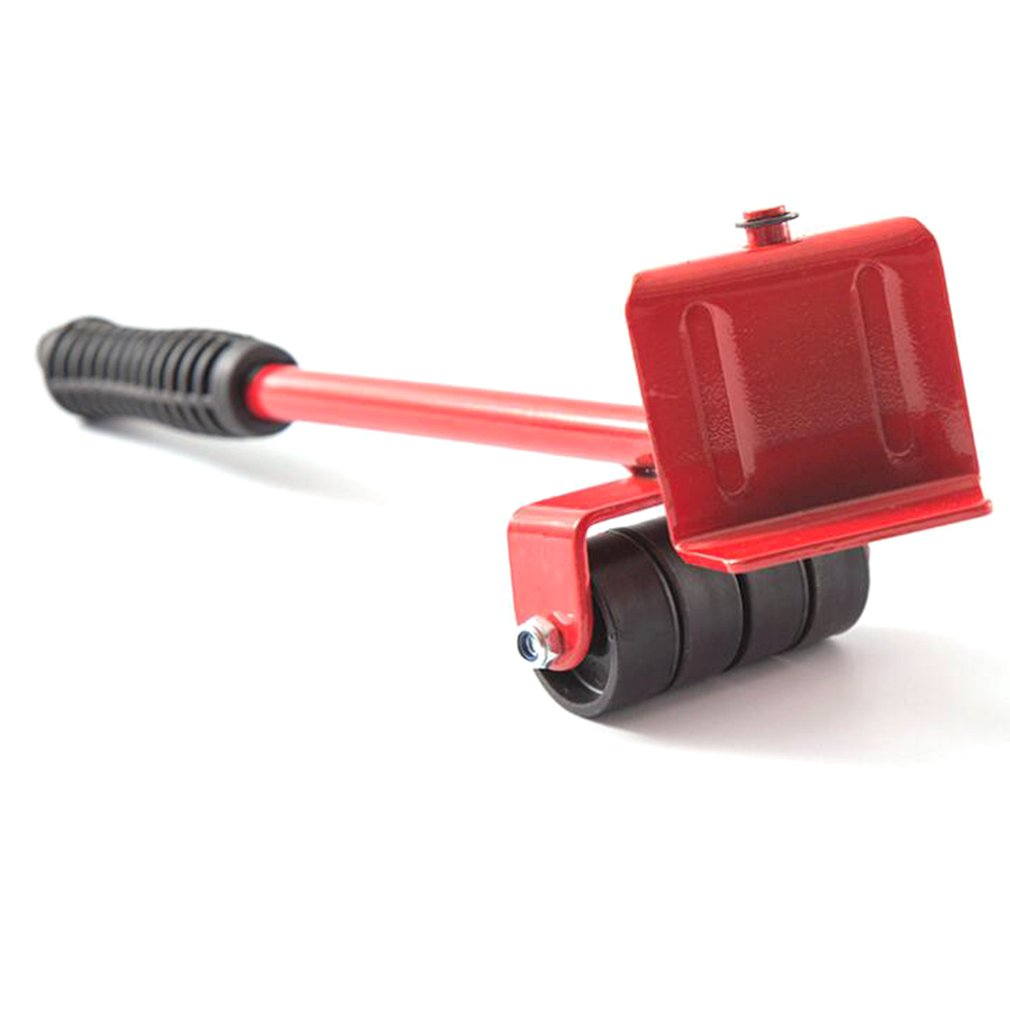 Objeto pesado mover ferramenta movente artefato móveis movente esteira ferramenta de manipulação plástico profissional portátil