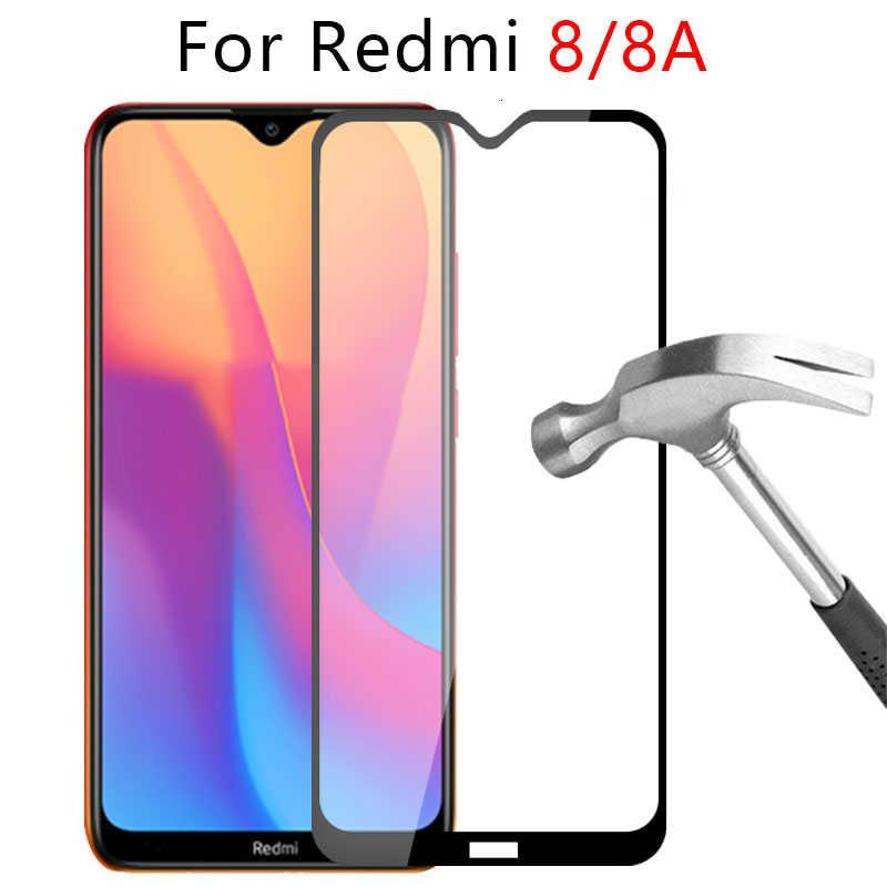 9D Full Cover Tempered Glass For Xiaomi Redmi 8 8A Screen Protector Film On The Redmi 8 8A Premium Protective Glass