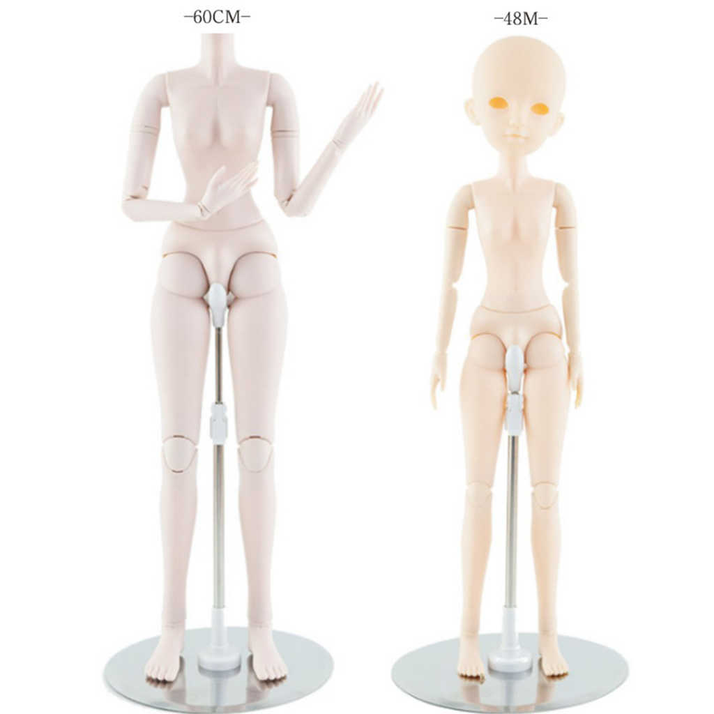 Кукла Регулируемая 25-38 см Дисплей Стенд для куклы Поддержка Держатель для 1/3 1/4 BJD Фигурки кукла стенд Регулируемая кукла стенд