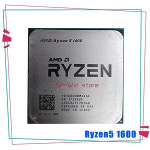 Image 1 - AMD Ryzen 5 1600 R5 1600 R5 PRO 1600 3.2 GHz processore CPU a sei Core a dodici Thread 65W YD1600BBM6IAE Socket Socket AM4