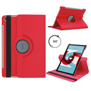 For Huawei MediaPad M5 M6 10.8 Pro 10 Case 360 Rotating Bracket Leather Cover For Huawei Matepad pro 10.8 10.4 2020 Funda Coque(China)