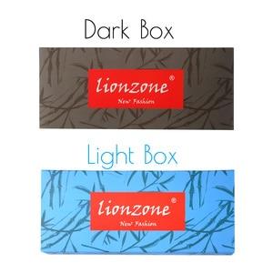 Image 5 - LIONZONE 5 זוגות\חבילה מותג גברים גרבי 60 צבעים 12 בוחר בריטי סגנון StreetWear מעצב שמח גרבי מצחיק עם אריזת מתנה