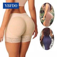YBFDO Mulheres Acolchoado Calcinha Sem Costura Calcinhas Inferior Push Up Underwear Lingerie mulheres Briefs Butt Lift Hip Potenciador Shaper