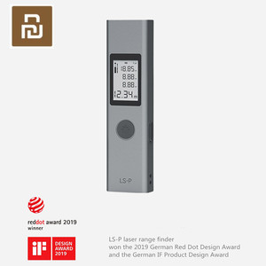 Image 1 - Originele Xiaomi Tuka Laser Afstandsmeter 40 M LS P Draagbare Usb Lader Hoge Precisie Meting Laser Range Finder Nieuwe