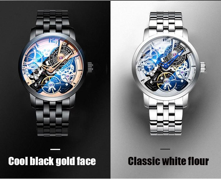 Hdfc9fc045c814b6f877d3a421565e3fde AILANG Original design watch automatic tourbillon wrist watches men montre homme mechanical Leather pilot diver Skeleton 2019
