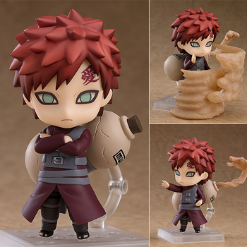 Anime Naruto Shippuden Gaara Cute Collection Action Figure Toys 1