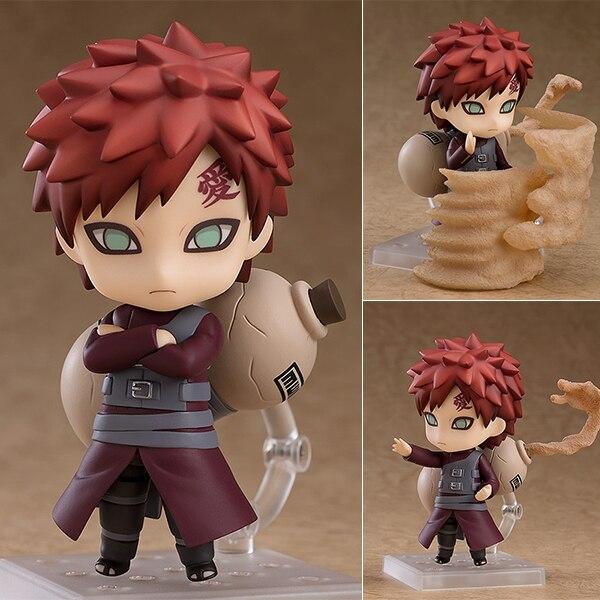 Anime Naruto Shippuden Gaara Cute Collection Action Figure Toys