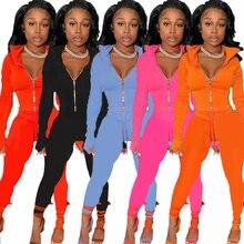 Пикантные вечерние одноцветные женские спортивные костюмы из
