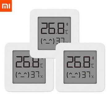 Newest XIAOMI Mijia Bluetooth Digital Thermometer 2 Wireless Smart Temperature Humidity Sensor Hygrometer Work with Mijia App https://gosaveshop.com/Demo2/product/newest-xiaomi-mijia-bluetooth-digital-thermometer-2-wireless-smart-temperature-humidity-sensor-hygrometer-work-with-mijia-app/