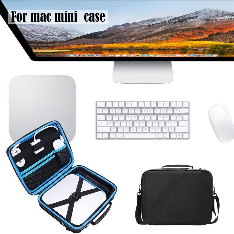 EVA Hard Carry Handbag Protection Storage Shoulder Bag With Strap For M-A-C Mini Accessories-3