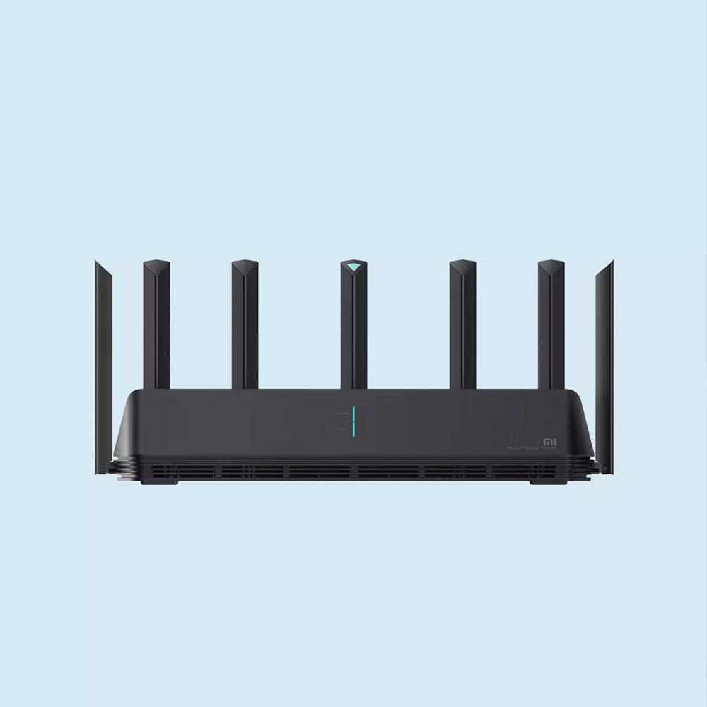 NEW Xiaomi AX3600 AIoT Router Wifi 6 5G Wifi6 600Mb Dual-Band 2976Mbs Gigabit Rate Qualcomm A53 CPU External 5G Signal Amplifier 2