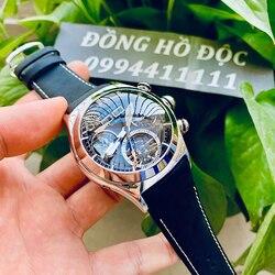 Rafa Tiger/RT męskie zegarki sportowe wyświetlacz analogowy Luminous Tourbillon zegarki kalendarz zegarki automatyczne RGA7503