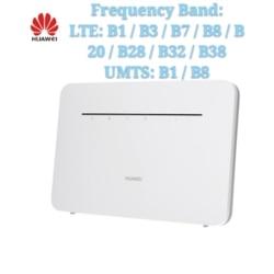 Routeur Huawei B535-232 4G débloqué 3 Pro LTE FDD LTE: B1 / B3 / B7 / B8 / B20 / B28 / B32 / B38 Cat7 300Mbps sans fil CP
