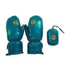 Нейлоновые перчатки Aegismax с гусиным пухом, полный палец, теплые, на открытом воздухе, для пеших прогулок, для путешествий