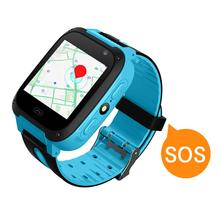 T8 Child Smart Watch Phone Position Children Watch Color Touch Screen Gps Positioning Baby Kid Smart Watch