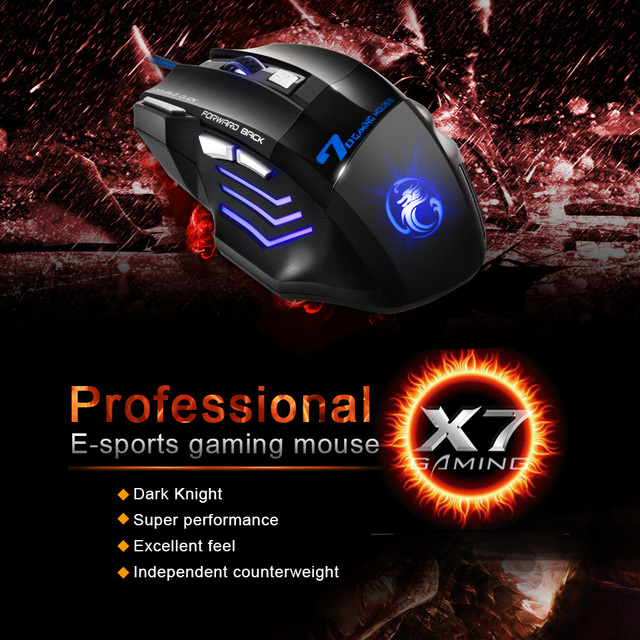 Gaming Keyboard and Mouse Imitation Mechanical Keyboard with backlight Russia Gamer Keyboard 5500dpi Silent Mouse for PC Laptop 6