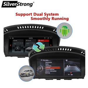 Image 5 - Android 10,E60 Android, odtwarzacz multimedialny dla BMW serii 5, E60 E61 E63 E64 E90 E91 E92,525 530,CCC CIC,iDrive, uchwyt na aparat 720P