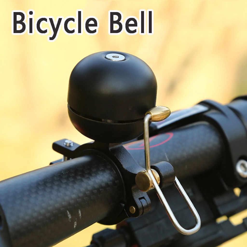 Bicycle Bell Classic Vintage Safety Alarm Handlebar Bell Ring Sound MTB Road Bik