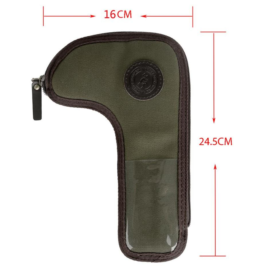 Neoprene Gun Scope Guard Cover Tourbon Rifle Bolts Knob Grip Rubber Ball Holder
