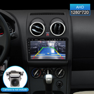 Image 2 - ISUDAR Car Radio For Nissan Qashqai 1 J10 2006 2013 2 din Android 9 Autoradio Multimedia GPS DVR AHD Camera RAM 2GB ROM 32GB USB