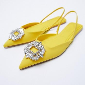 ZA lato 2021 nowe buty damskie różowe różowe buty ślubne cekinowe odsłonięte buty dokumentalne tanie i dobre opinie Dihope Pantofle Szpilki CN (pochodzenie) Z niewielkim szpicem Med (3 cm-5 cm) Dobrze pasuje do rozmiaru wybierz swój normalny rozmiar
