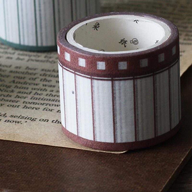 Creative 35mm*5m Retro series fresh to do list daily weekly plan Decoration Washi Tape DIY Scrapbooking Sticker Masking Tape