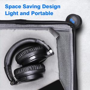 Image 5 - Oneodio auriculares inalámbricos con Bluetooth V5.0, dispositivo con cable, estéreo, para teléfonos y PC