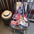 Luxury silk spring a...