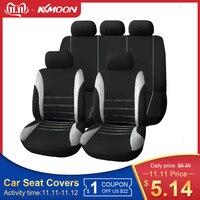 4pcs/9pcs Universal Car Seat Covers Auto Protect Cover Automotive Seat Covers for toyota lada kalina granta priora renault logan